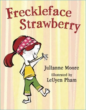 Text and Tunes: Freckleface Strawberry