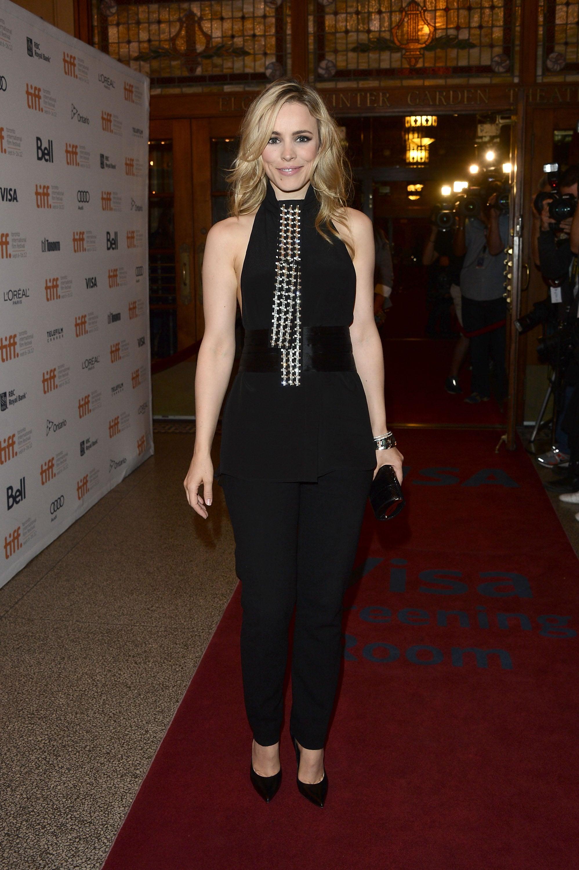 Rachel McAdams Brings Twice the Sexiness to TIFF
