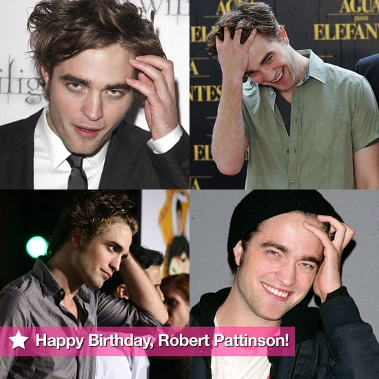 Happy 25th Birthday Robert Pattinson! See 25 Hot Pictures of Robert to Celebrate