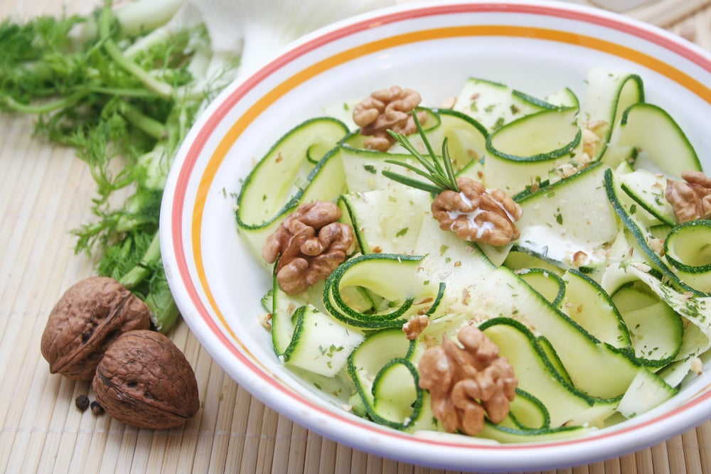 Swap This, For That: Spaghetti for Shredded Zucchini