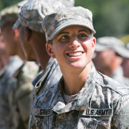 The Army's First Female Infantry Officer (Video)