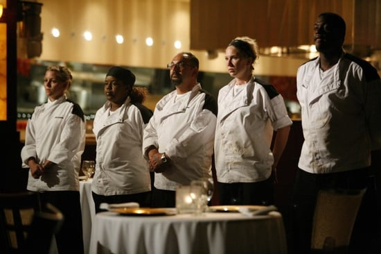 Let's Dish: Hell's Kitchen 4.11
