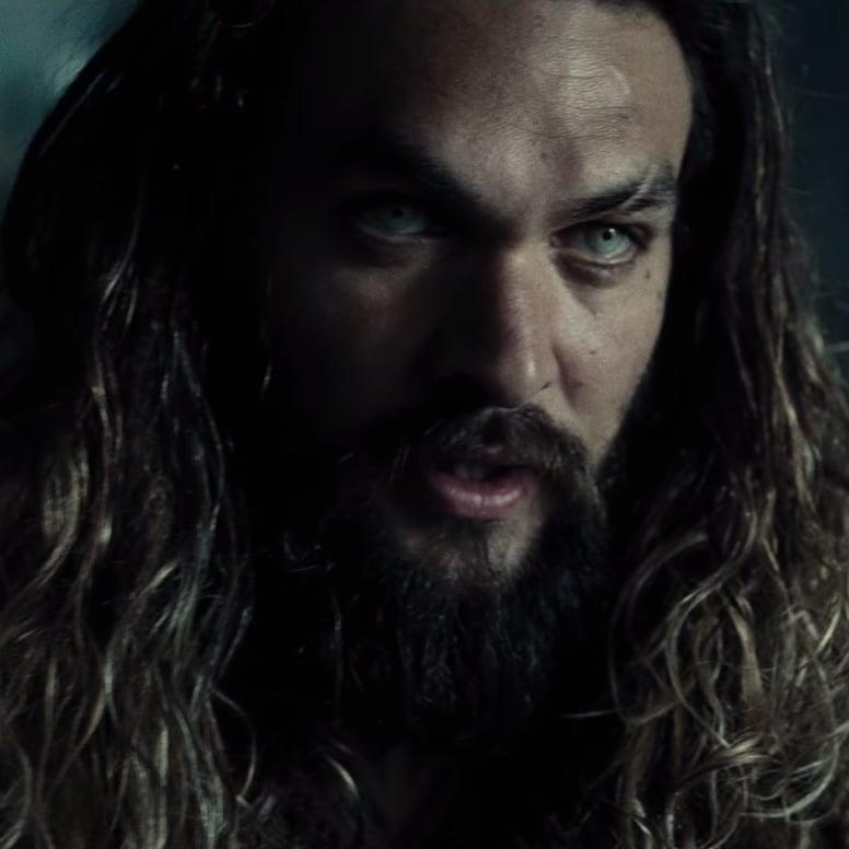 Jason Momoa Aquaman: Jason Momoa In Comic-Con 2016 Justice League Trailer