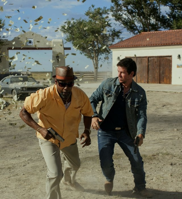 2 Guns  Who's starring: Mark Wahlberg and Denzel Washington Why we're interested: It's the meeting of two action movie greats when Wahlberg and Washington team up as criminals who rob a bank — until they realize they're both undercover. When it opens: Aug. 2 Watch the trailer for 2 Guns.