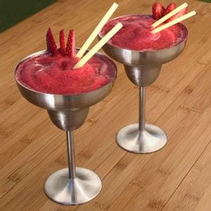 Off To Market Recap: Frozen Drink Glasses