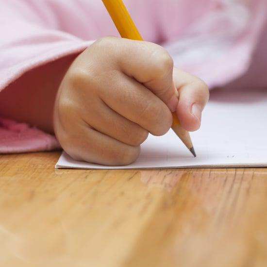 Little Girl Writes Hilarious Breakup Letter
