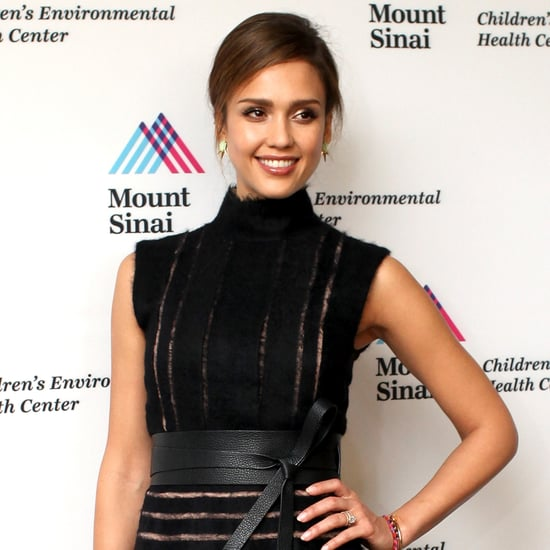 Jessica Alba Interview For Honest Company's New Products