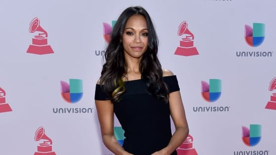 Zoe Saldana Shares Rare Look at Twins Bowie and Cy in Throwback Dubsmash Video