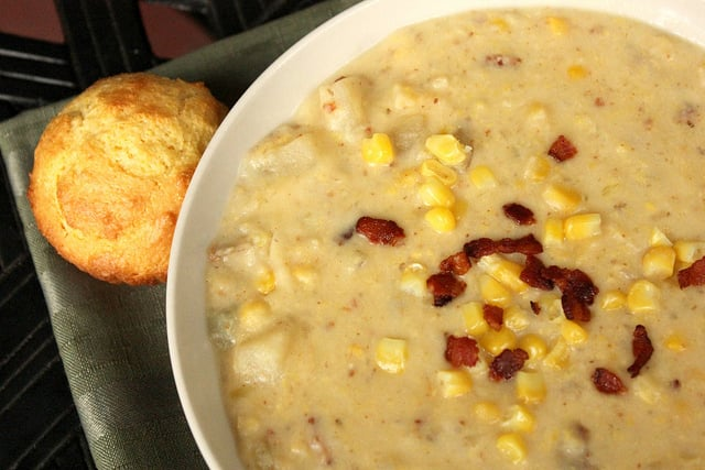 Corn and Potato Chowder