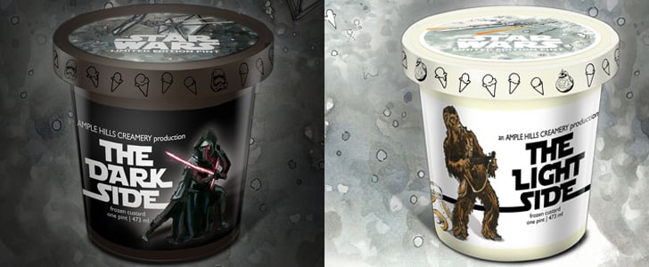 These Star Wars Ice Creams Will Bring Balance to the Force (and Your Freezer)