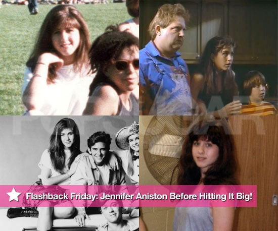 Pictures of Jennifer Aniston From Before She Was Famous 2010-08-20 11:30:00