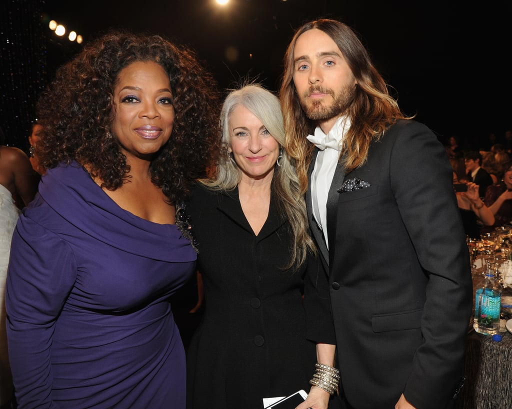 Jared and Constance Leto