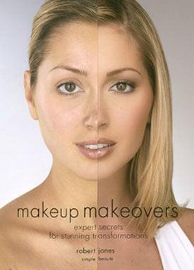 Bella Book: Makeup Makeovers by Robert Jones