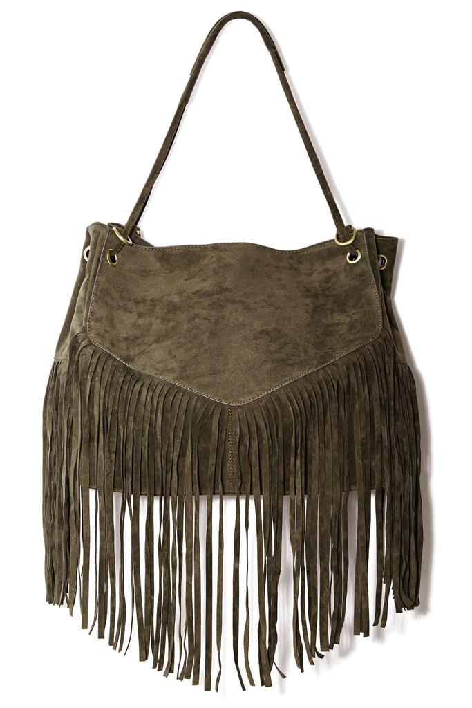 Nastygal fringe bag ($46, originally $65)