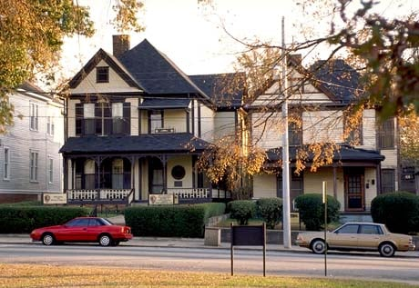 Who Was Born in This House?