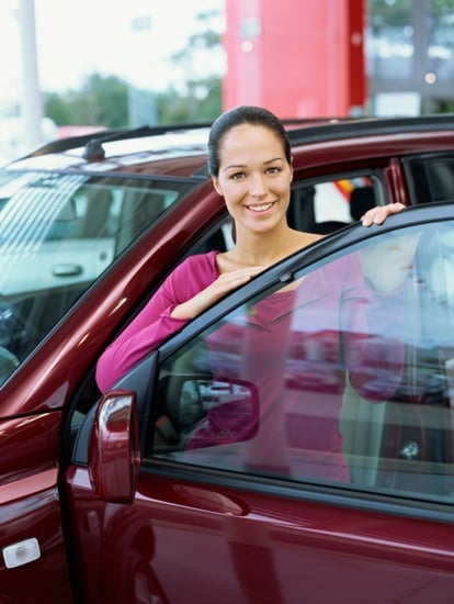 Carpool Workout For Moms