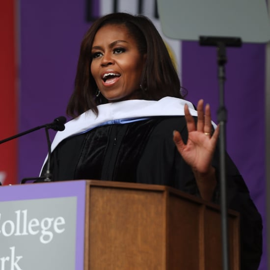 Michelle Obama City College of New York Commencement Speech