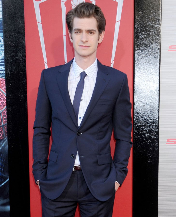 Andrew Garfield as Peter Parker/Spider-Man