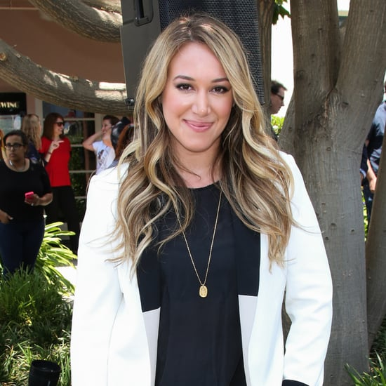 Haylie Duff Pregnant With Her First Child