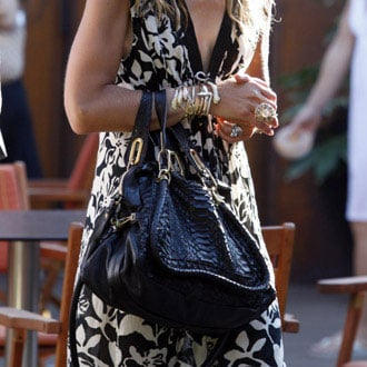 Guess the Celeb by Her Stylin' Handbag!