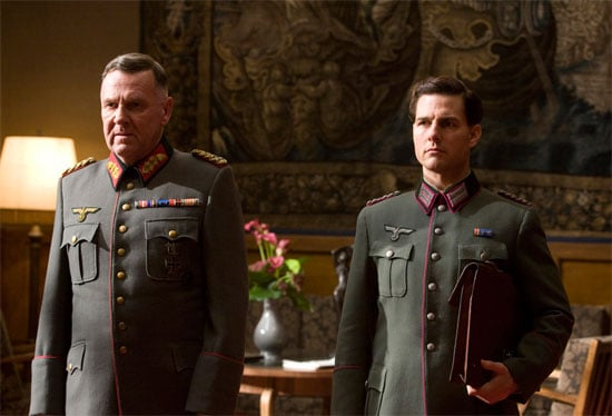 Valkyrie Movie Review, Tom Cruise