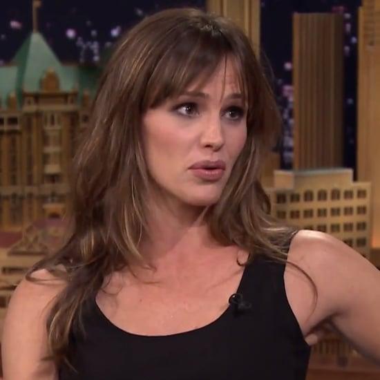 Jennifer Garner Interview on The Tonight Show | Video