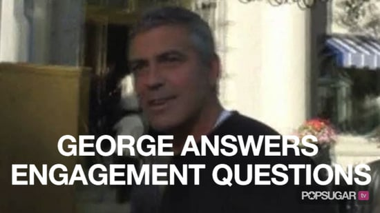 Video of George Clooney in Washington DC Talking About Elisabetta Canalis 2010-10-14 12:28:04