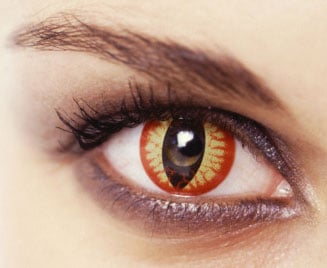 Have You Ever Worn Colored or Special Effects Contacts?