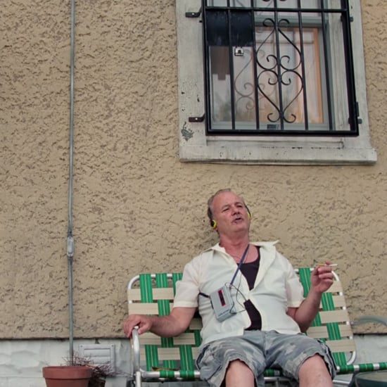 """Bill Murray Sings """"Shelter From the Storm"""" in St. Vincent"""