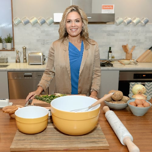 Cat Cora's Tips For Cooking For Kids