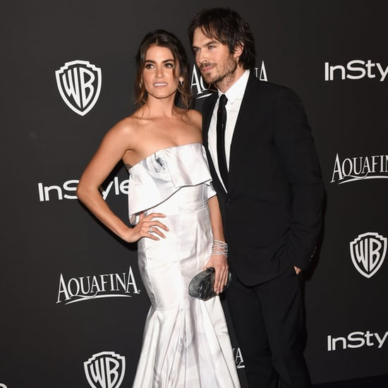 Nikki Reed and Ian Somerhalder Wedding Style