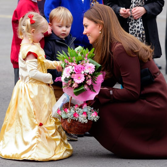 Duke and Duchess of Cambridge With Kids