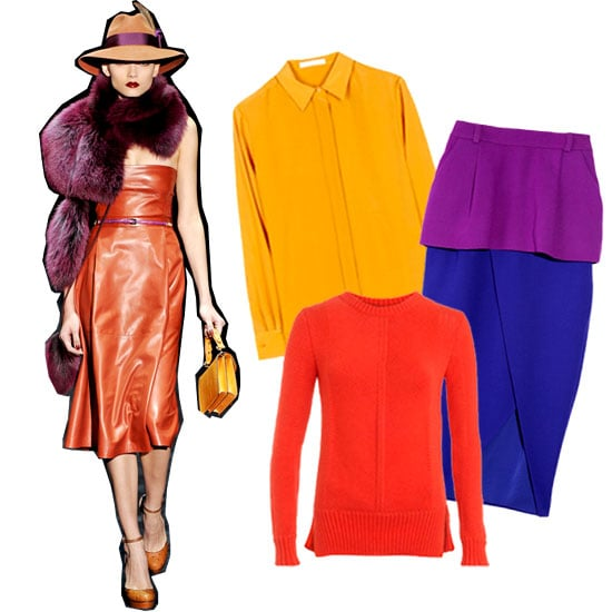 Jewel Tone Color Combos For Winter 2011