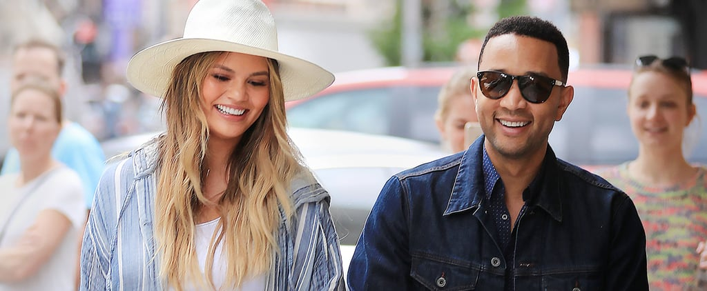 Chrissy Teigen and John Legend Are Making Parenthood Look Sexy as Hell