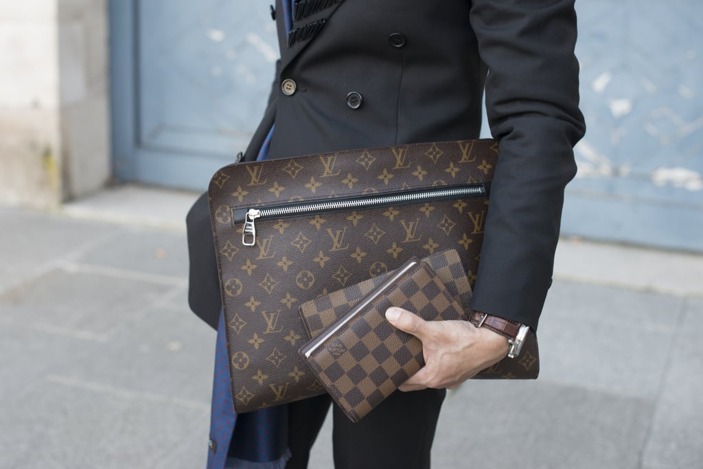 Even the guys come equipped with some serious arm candy.