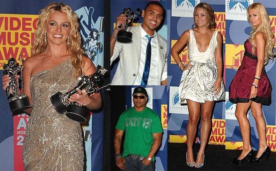 Photos of the 2008 MTV VMAs