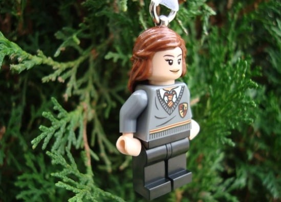 Geeky Ornaments From Etsy