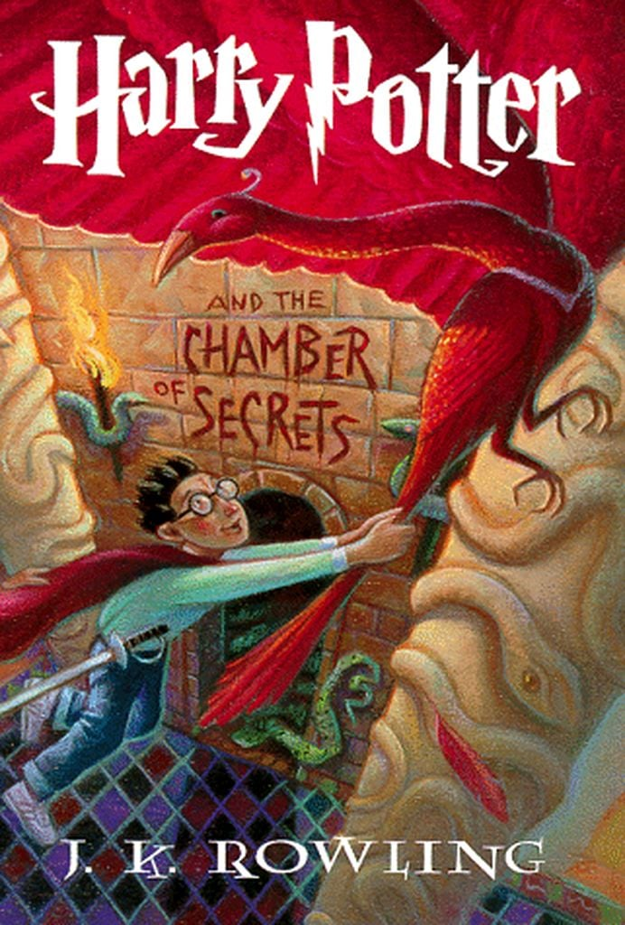 Harry Potter and the Chamber of Secrets, USA