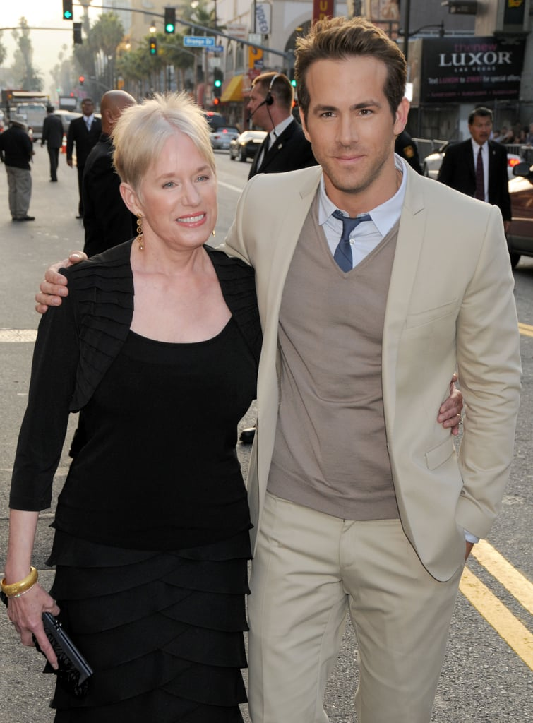 Ryan Reynolds and Tammy Reynolds