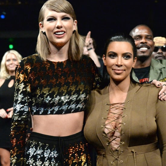 Kim Kardashian Talks About Taylor Swift and Kanye West Video