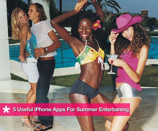 5 Handy iPhone Apps For Entertaining Guests This Summer