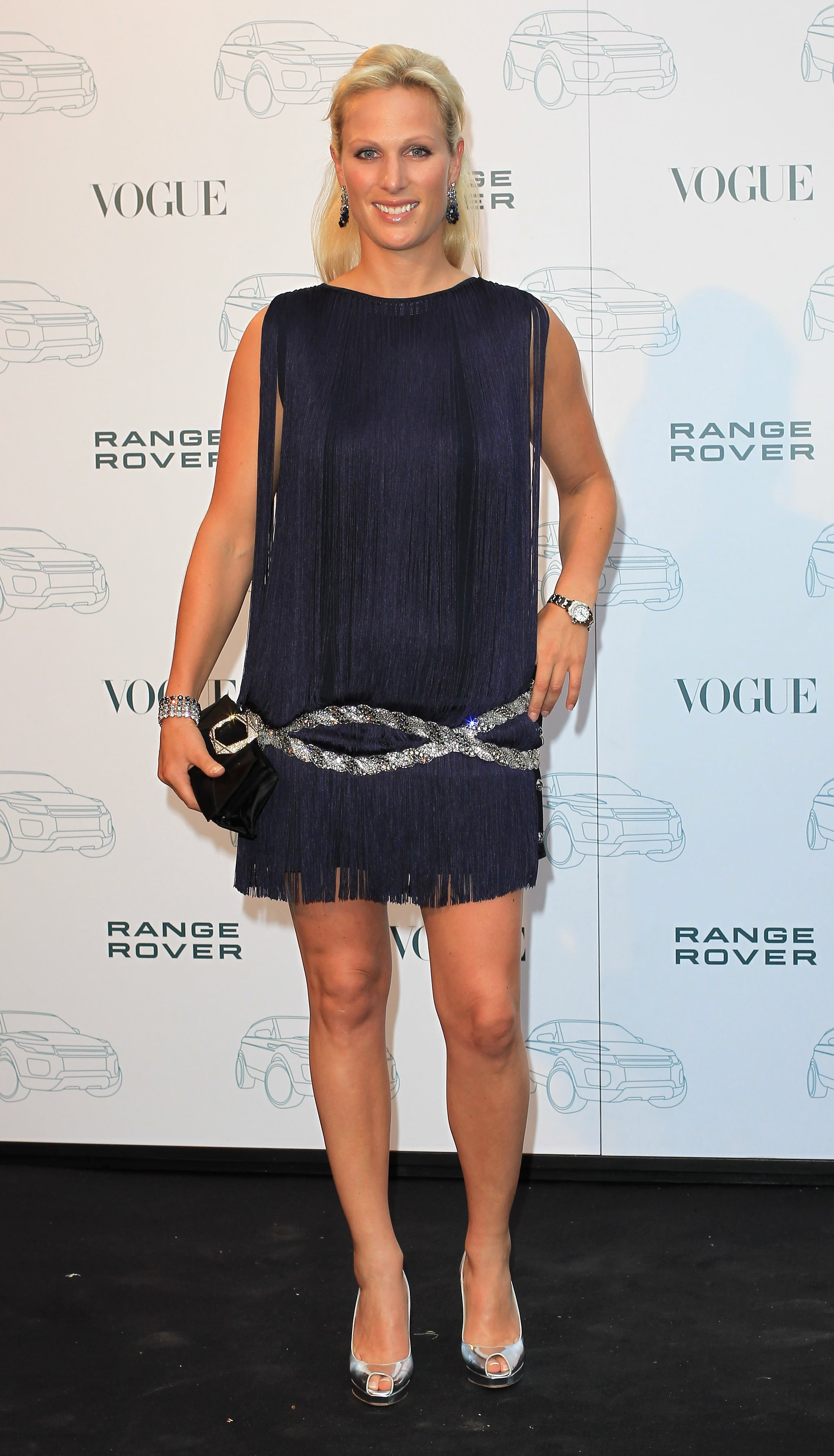 Zara Celebrated The 40th Anniversary Of Range Rover In A