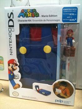 Mario Nintendo DS Lite Case
