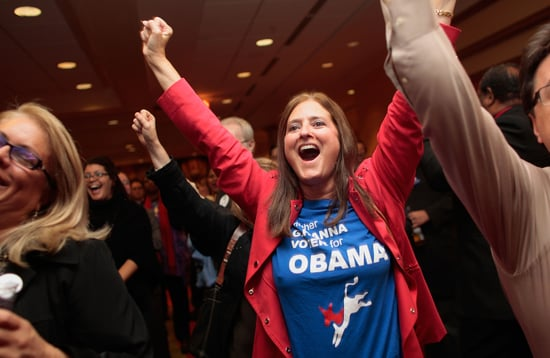 Let's Dish: How Did You Ring in Election Night?