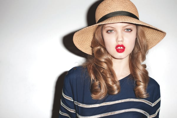 Two Things We Love Together: Opening Ceremony and Lindsey Wixson!