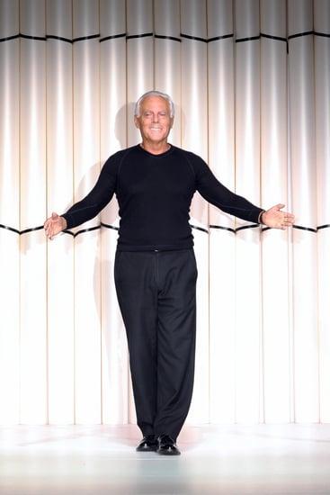 Fashion In 50 Seconds 02/18/09 Armani Donates A Million Dollars & More