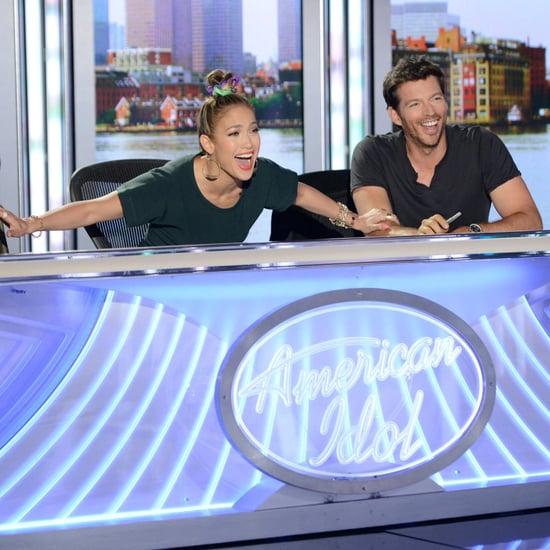 J Lo Returns to American Idol