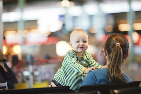 5 Tips and Tricks to Make Traveling With a Baby Less Stressful