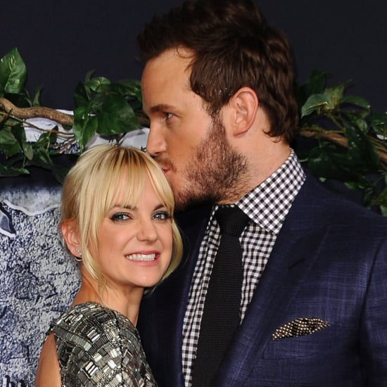 Chris Pratt and Anna Faris's Home Instagram Pictures