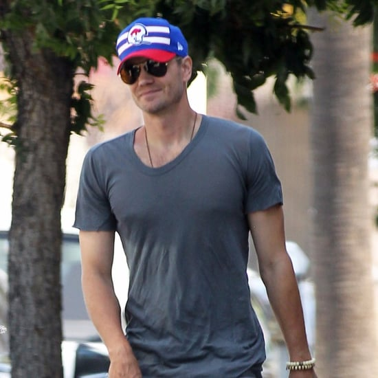 Chad Michael Murray Out in LA September 2015 | Pictures